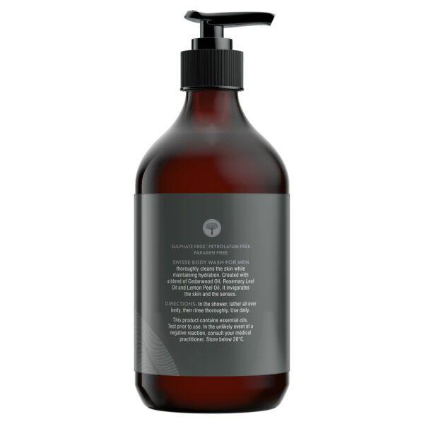 Swisse Body Wash for Men 500mL
