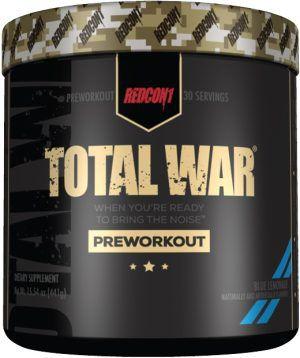 Redcon1 Total War Pre Workout – 30 Servings