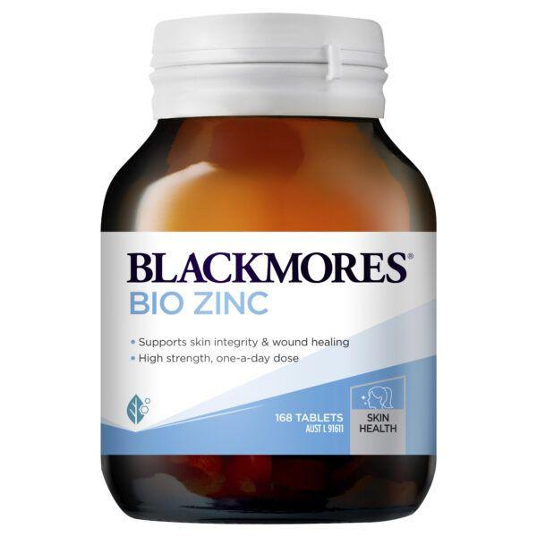 Blackmores Bio Zinc 168 Tablets 7