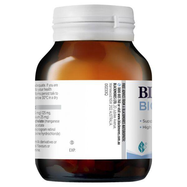 Blackmores Bio Zinc 168 Tablets 4
