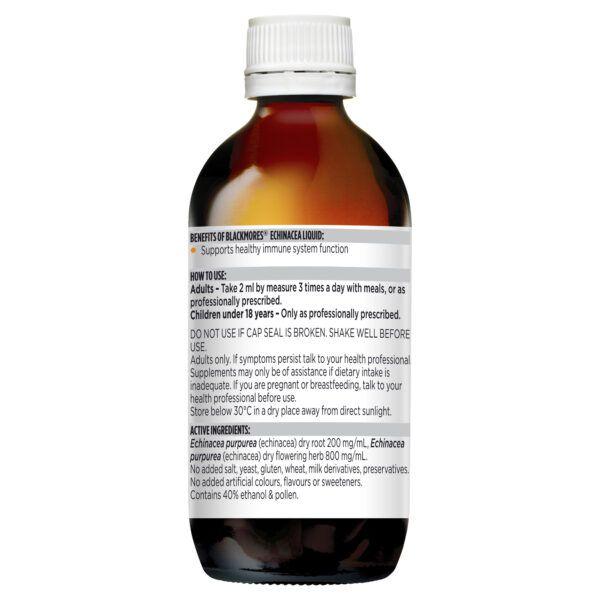 Blackmores Echinacea Liquid 50mL