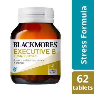 Blackmores Executive B Stress 62 Tablets