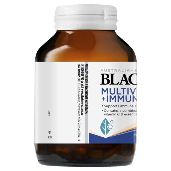 Blackmores Multivitamin + Immune 150 Tablets