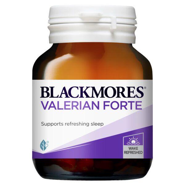 Blackmores Valerian Forte 60 Tablets
