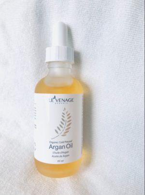 Levenage Organic Argan Oil 60ml