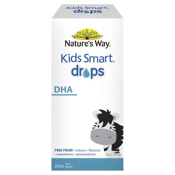 Nature's Way Kids Smart Drops DHA 20ml