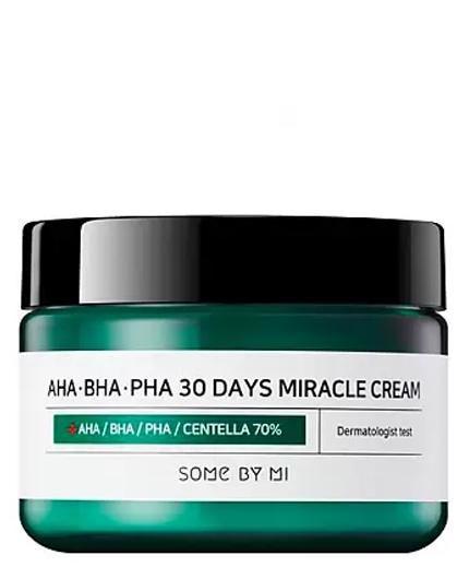 Some By Mi AHA BHA PHA 30 Days Miracle Cream 60g 3