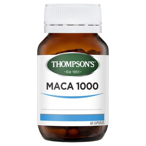 Thompson's Maca 1000 60 Capsules