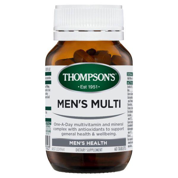 Thompson's Men's Multi 60 tabs 6
