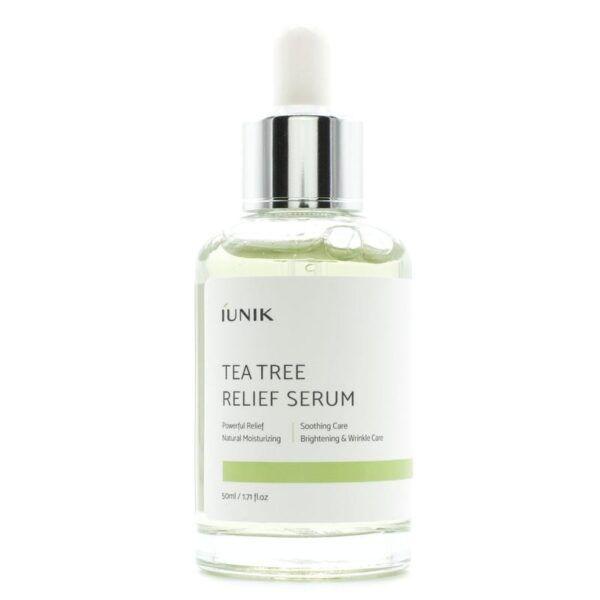 iUNIK Tea Tree Relief Serum 50ml