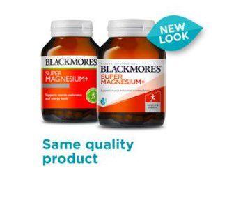 Blackmores Super Magnesium Plus 100 Tablets