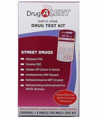 Drug Alert – Simple Urine Drug Test (MARIJUANA) – 1 Pack