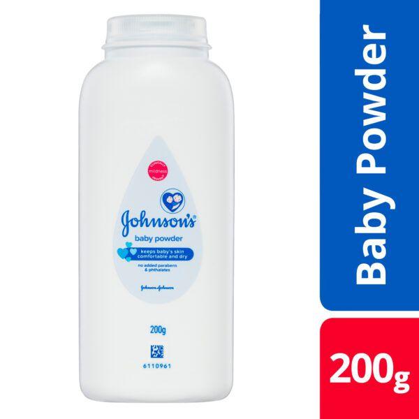Johnson's Baby Powder 200g