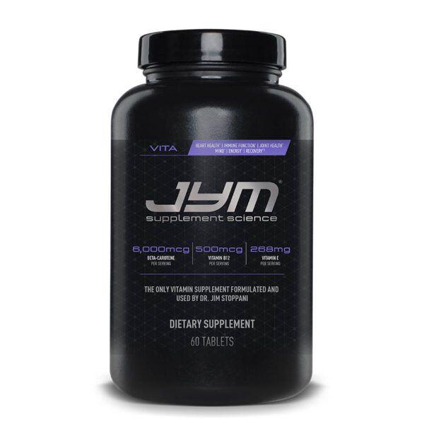 Jym Supplement Science VITA JYM, 60 Tablets