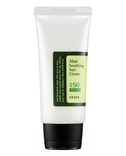 COSRX Aloe Soothing Sun Cream SPF50+ PA+++ 50ML