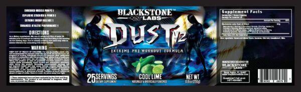 Blackstone Labs Dust v2 Pre Workout | Energy, Strength, Focus, Endurance
