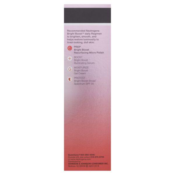 Neutrogena Bright Boost Resurfacing Micro Polish 75mL