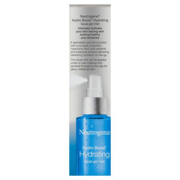 Neutrogena Hydro Boost Hydrating Facial Gel Mist 100mL