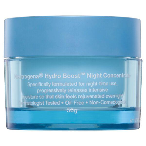 Neutrogena Hydro Boost Night Concentrate 50g