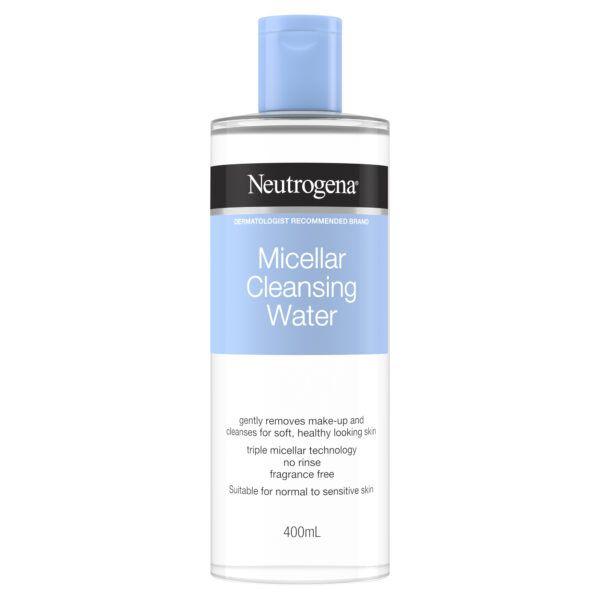 Neutrogena Micellar Cleansing Water 400ml