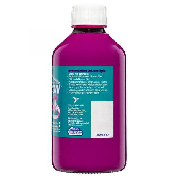 Gaviscon Liquid Dual Action 600ml 5