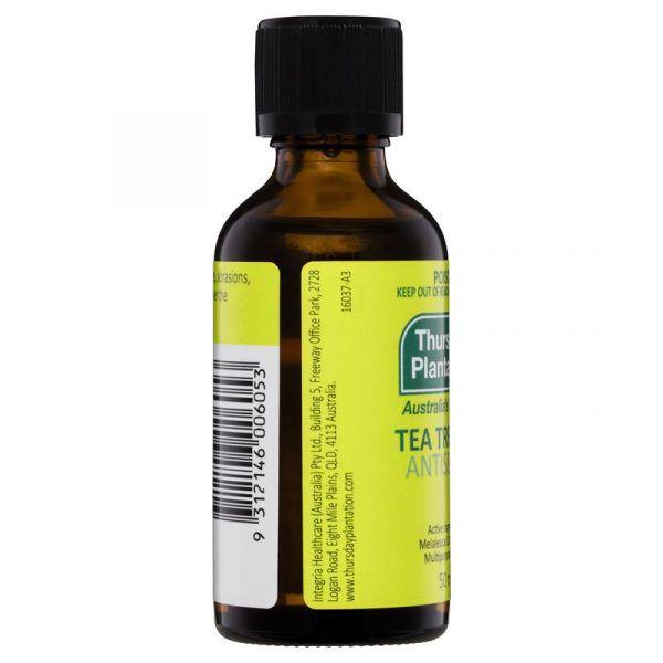 Thursday Plantation Tea Tree Pure Oil 50ml 6
