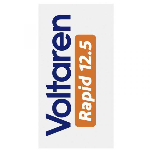 Voltaren Rapid 12.5 Pain Relief 10 Tablets 5