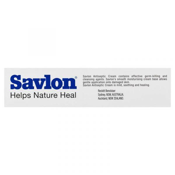 Savlon Antiseptic Cream 50g 7