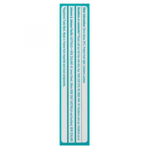 Imodium 20 Pack Capsules 2mg 7