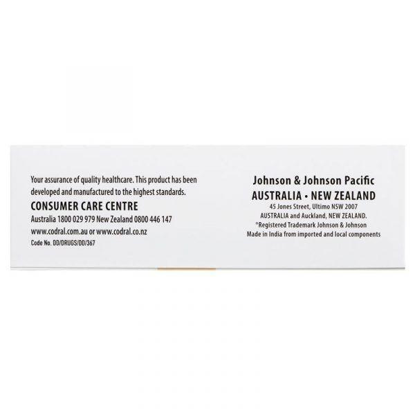Codral Sore Throat Lozenges Antibacterial + Anaesthetic Lime 36 9