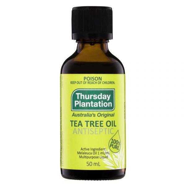 Thursday Plantation Tea Tree Pure Oil 50ml 7