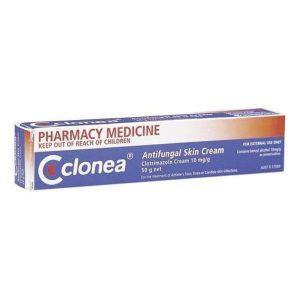Clonea Antifungal Skin Cream 50g 3