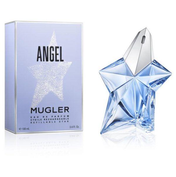 Thierry Mugler Angel Eau De Parfum 100ml (Reifiable)