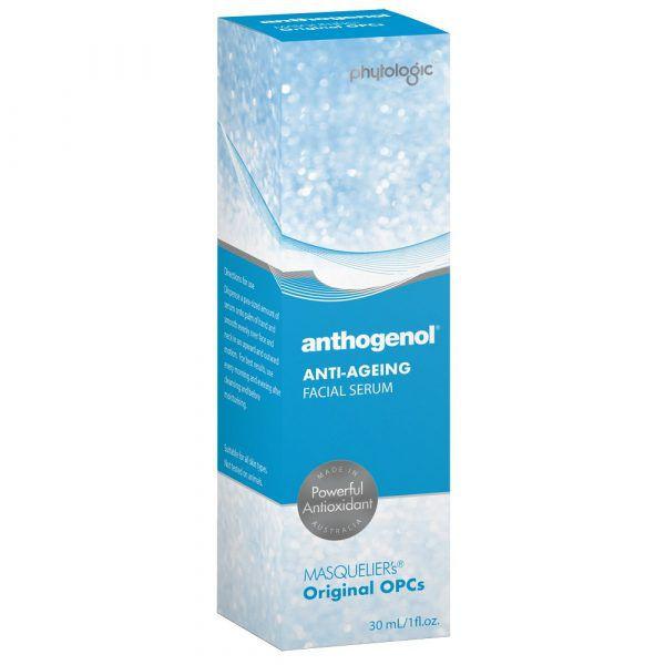 Anthogenol Anti-Ageing Facial Serum 3