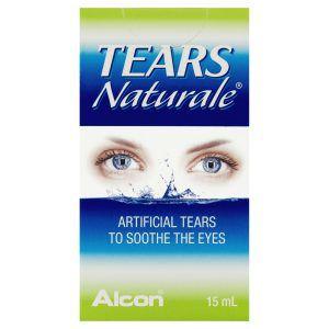 Tears Naturale Artificial Tears 15mL