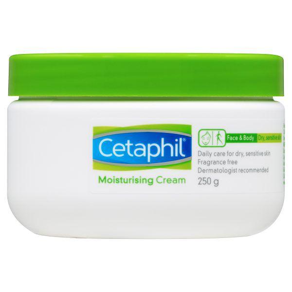 Cetaphil Moisturising Cream 250g, Rich Hydrating Moisturiser 3
