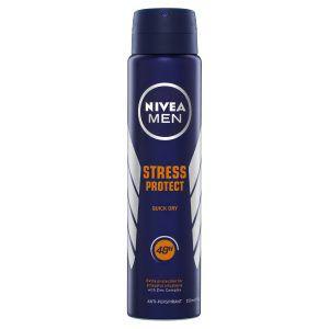 NIVEA MEN Stress Protect Anti-Perspirant Aerosol Deodorant 250ml