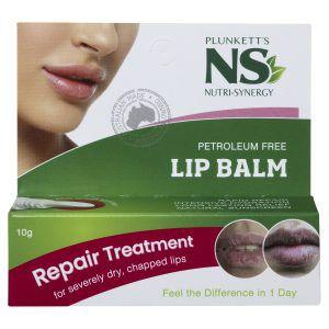 Plunkett's NS Lip Balm (Tube) 10g 3