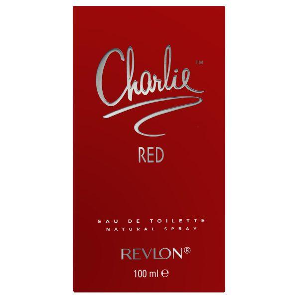 Revlon Charlie Red Eau De Toilette 100mL 3