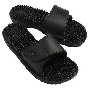 Maseur Invigorating Massage Sandals Black (Unisex) 3