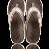 Neat Feat Zori Slimline Orthotic Thongs Pewter 4