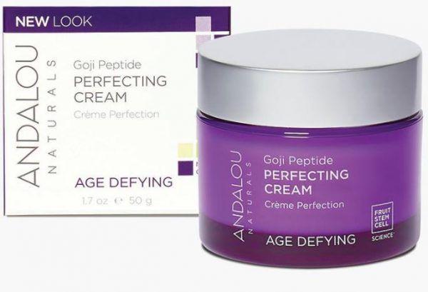 Andalou Age Defying Goji Peptide Perfecting Cream 50ml 3