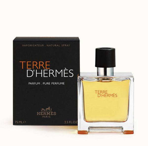 Hermes Terre Dhermes Parfum 75ml 3