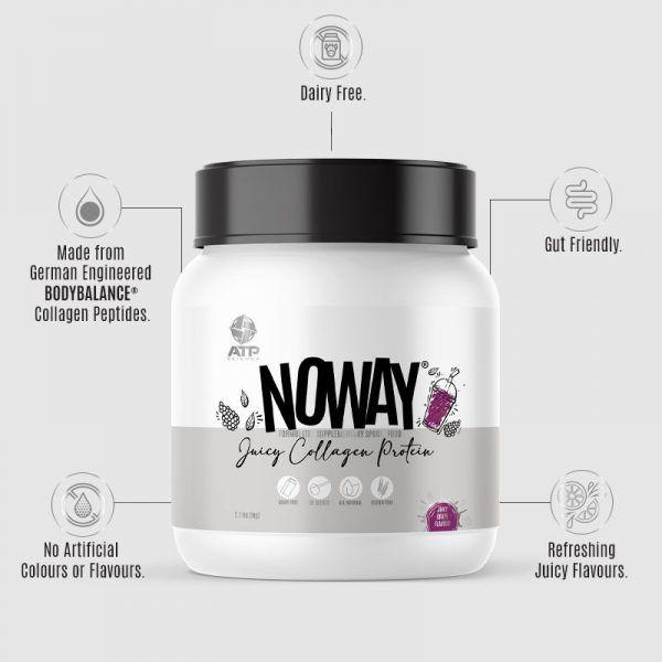 Noway® Juicy Collagen Protein 4