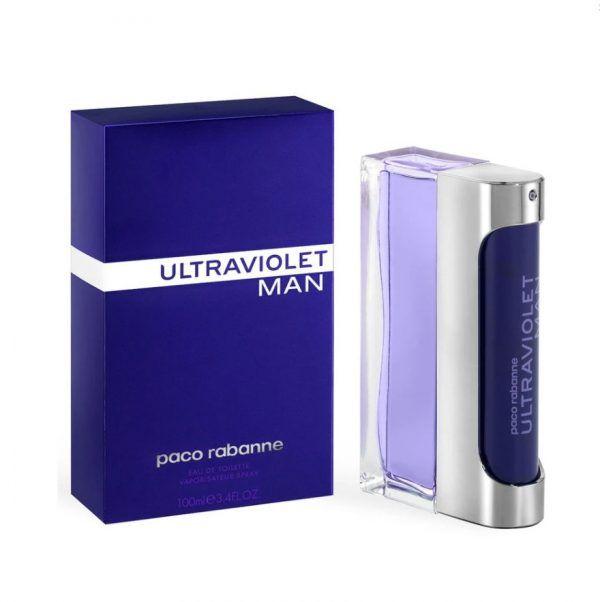 Paco Rabbane Ultraviolet Man Eau De Toilette 100ml 3