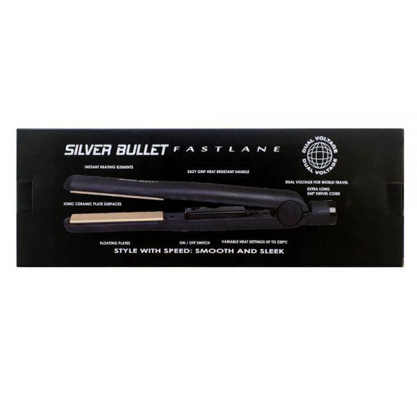 Silver Bullet Fastlane Ceramic Hair Straightener 5